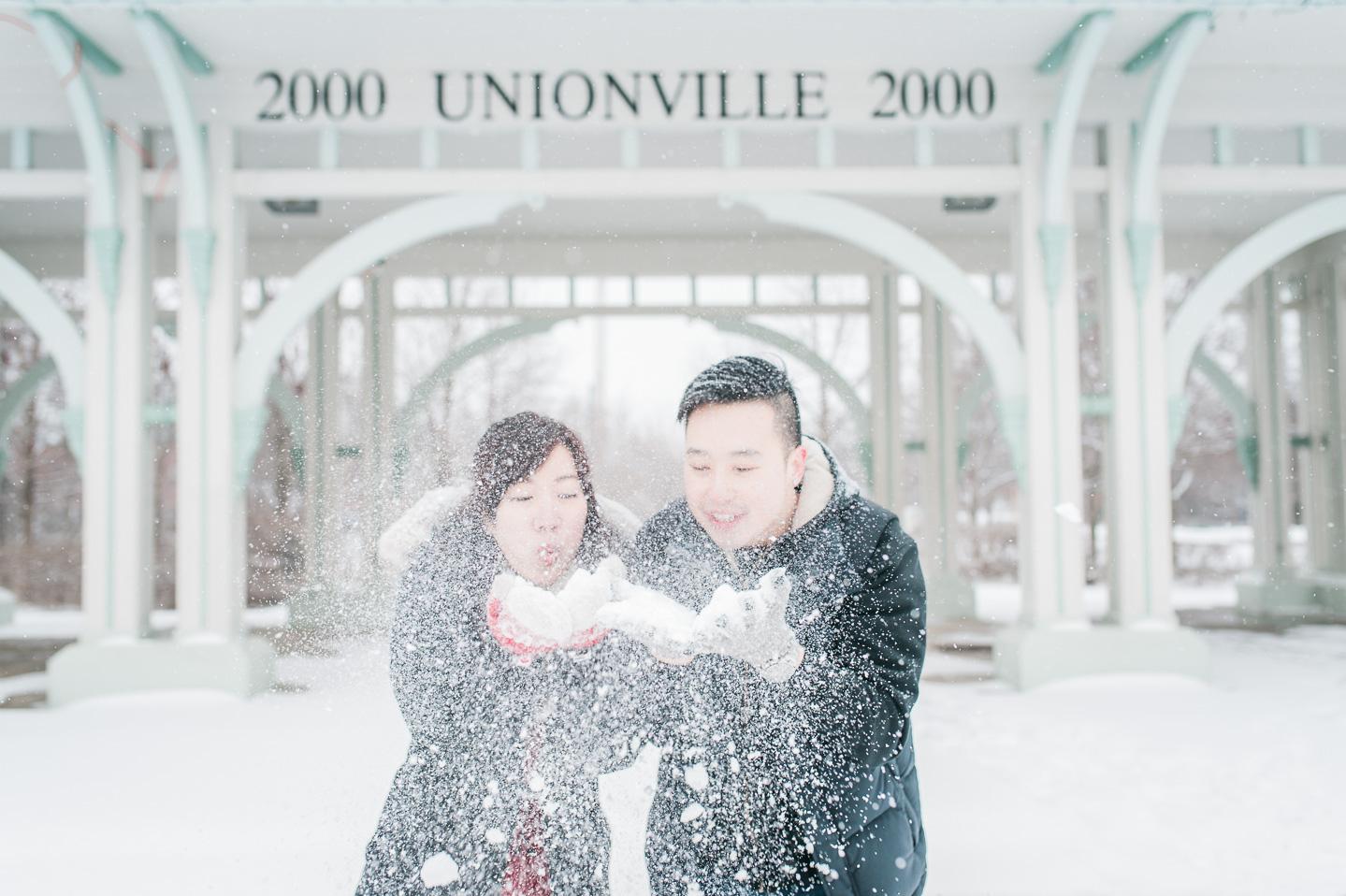 Engagement Mainstreet Unionville S&K0074