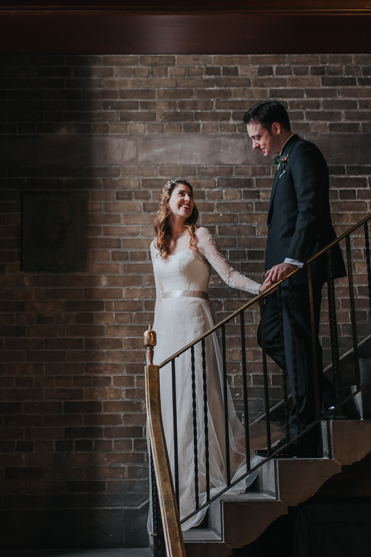 Hart House Wedding Photo