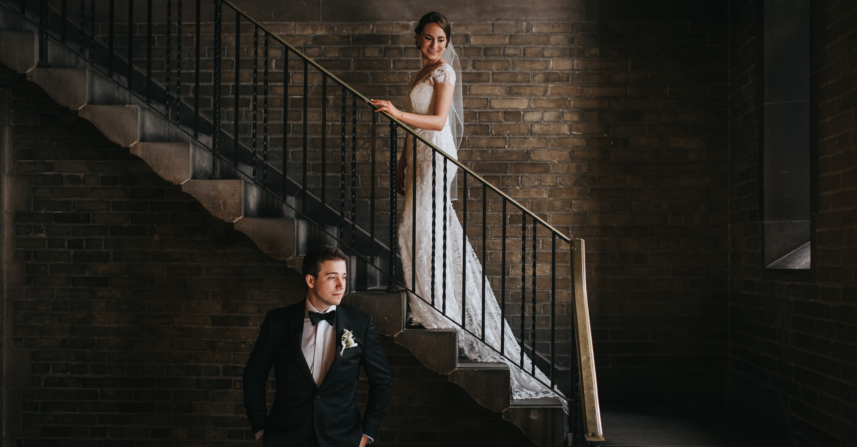 Hart House Wedding Photo at University of Toronto