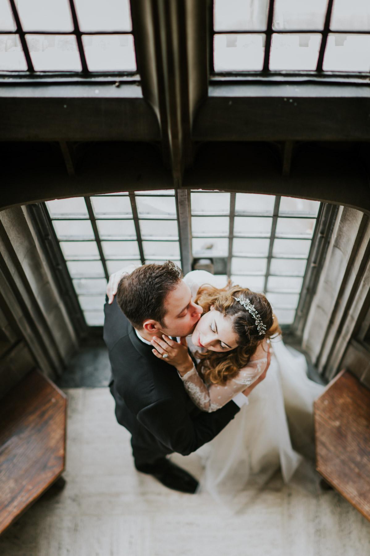 University of Toronto Hart House Wedding Photography