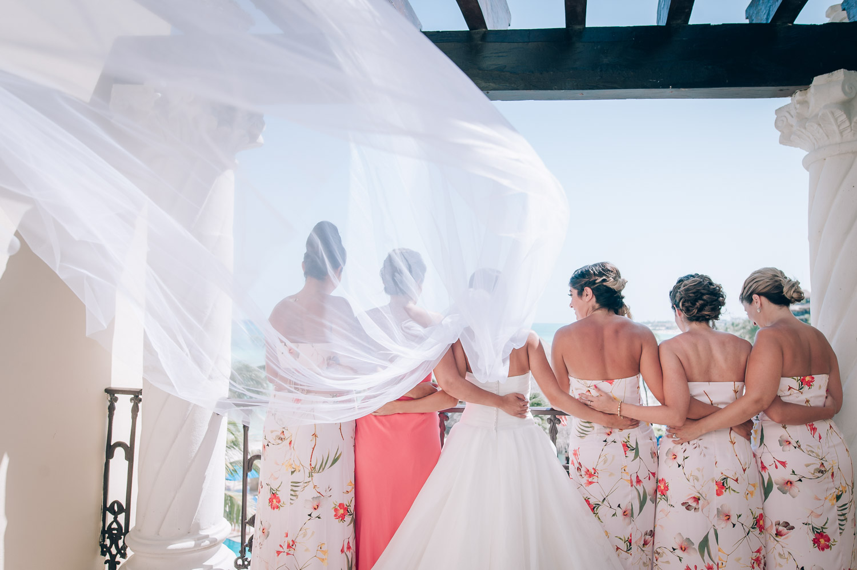 Destination Wedding At Gran Porto Resort Playa Del Carmen Mexico