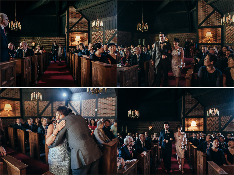 Old Mill wedding Chapel Ceremony