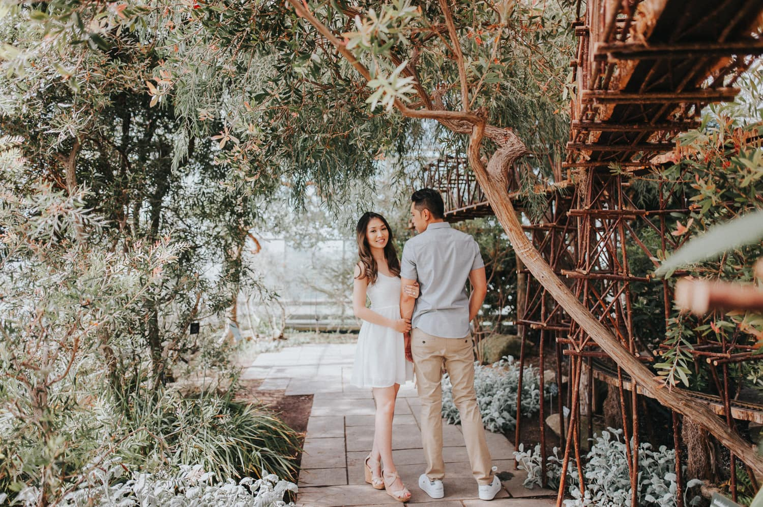 Burlington Royal Botanical Garden Spring Engagement