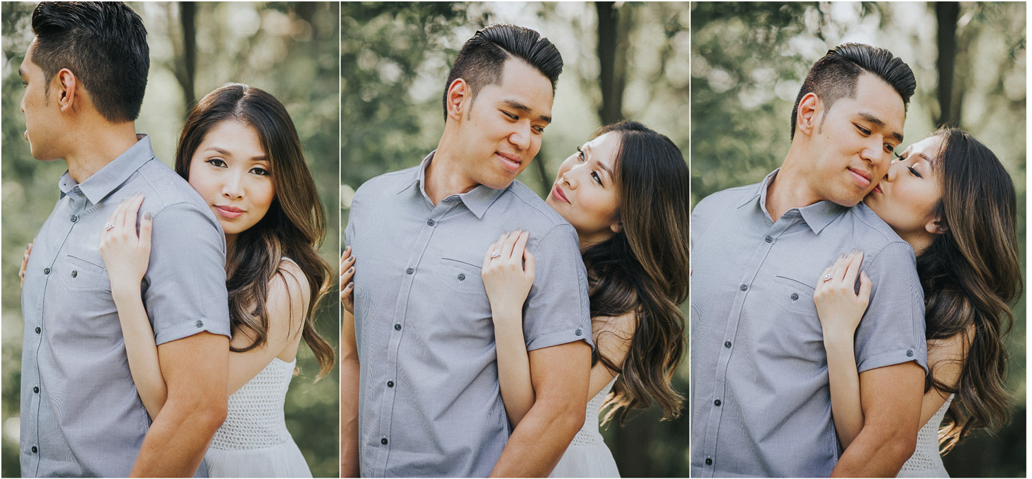 Burlington Royal Botanical Garden Engagement Session