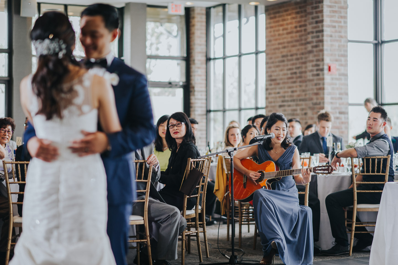 The Manor Wedding Reception