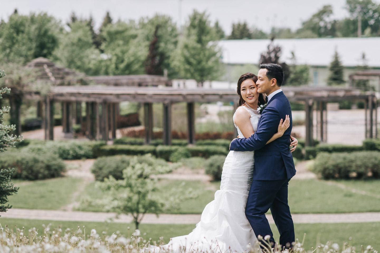 Toronto Richmond Green Wedding photo