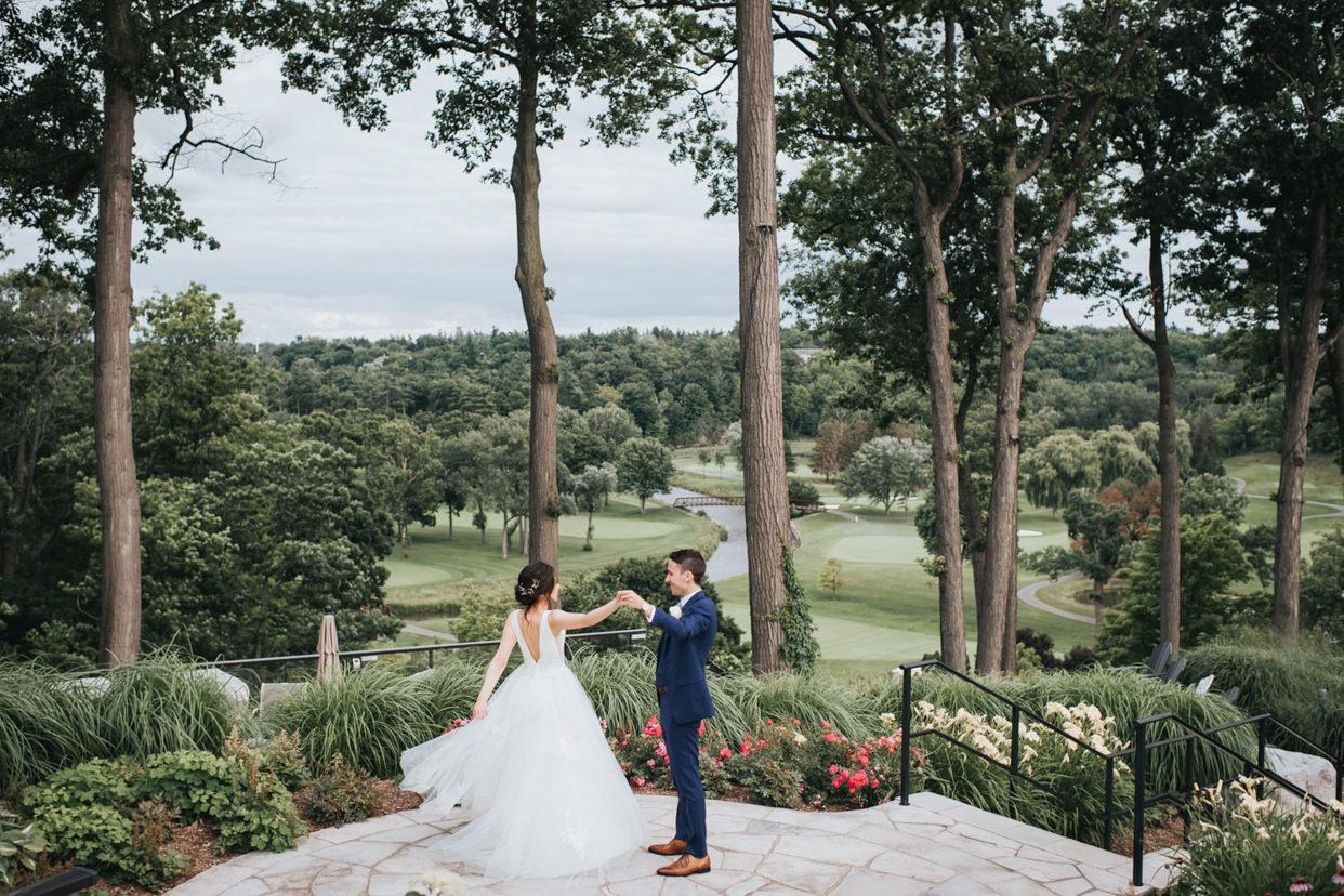 Credit Valley Golf Club Wedding
