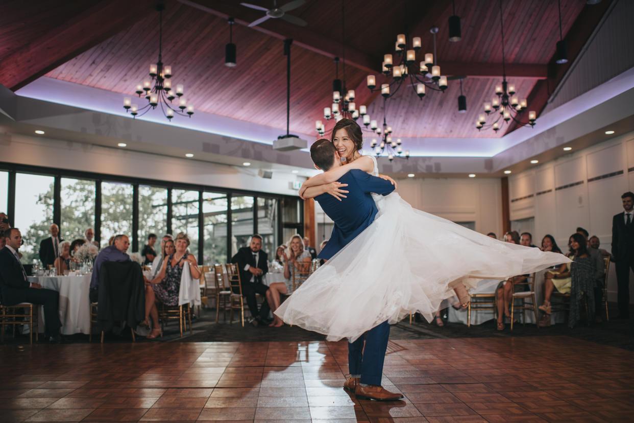 Credit Valley Golf Club Wedding Reception