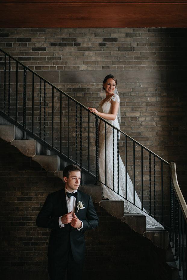 Hart House Toronto Wedding Photo indoor