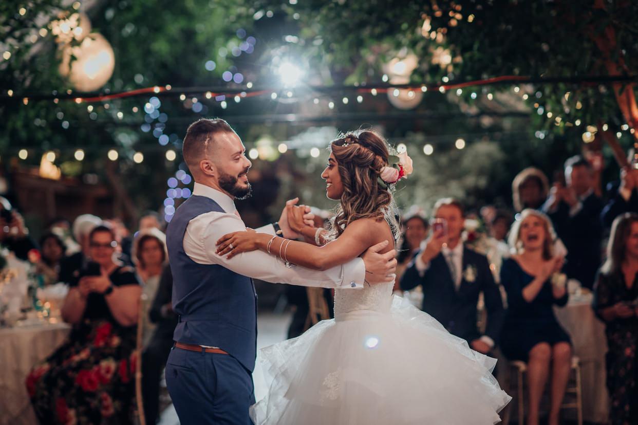 Madsens Greenhouse Wedding