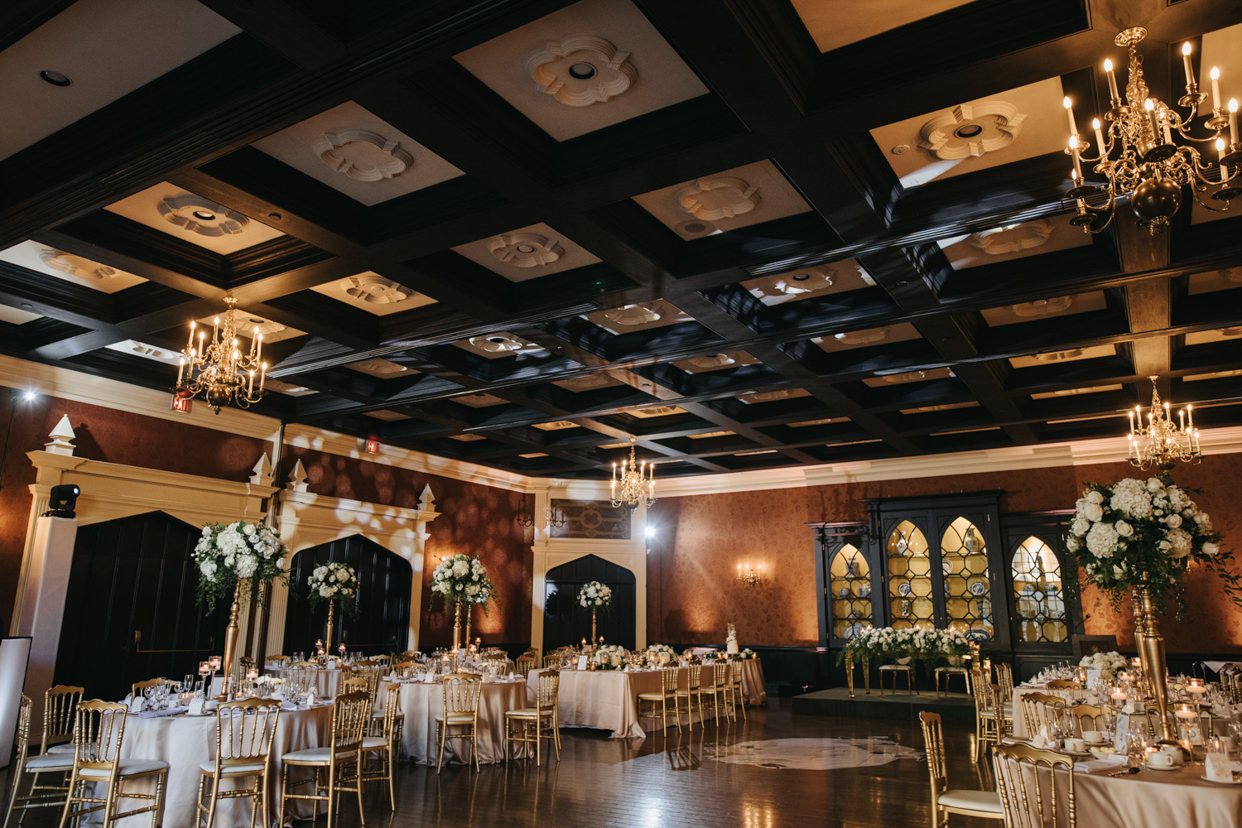 Old Mill Toronto Wedding Reception