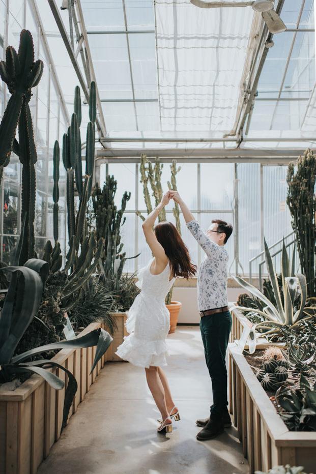 RBG Greenhouse Engagement