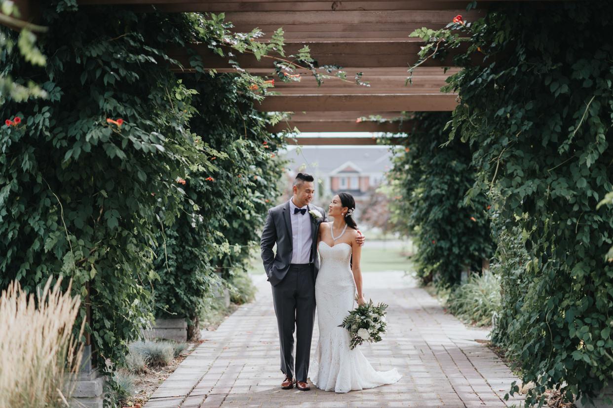 Richmond Green Wedding Photo