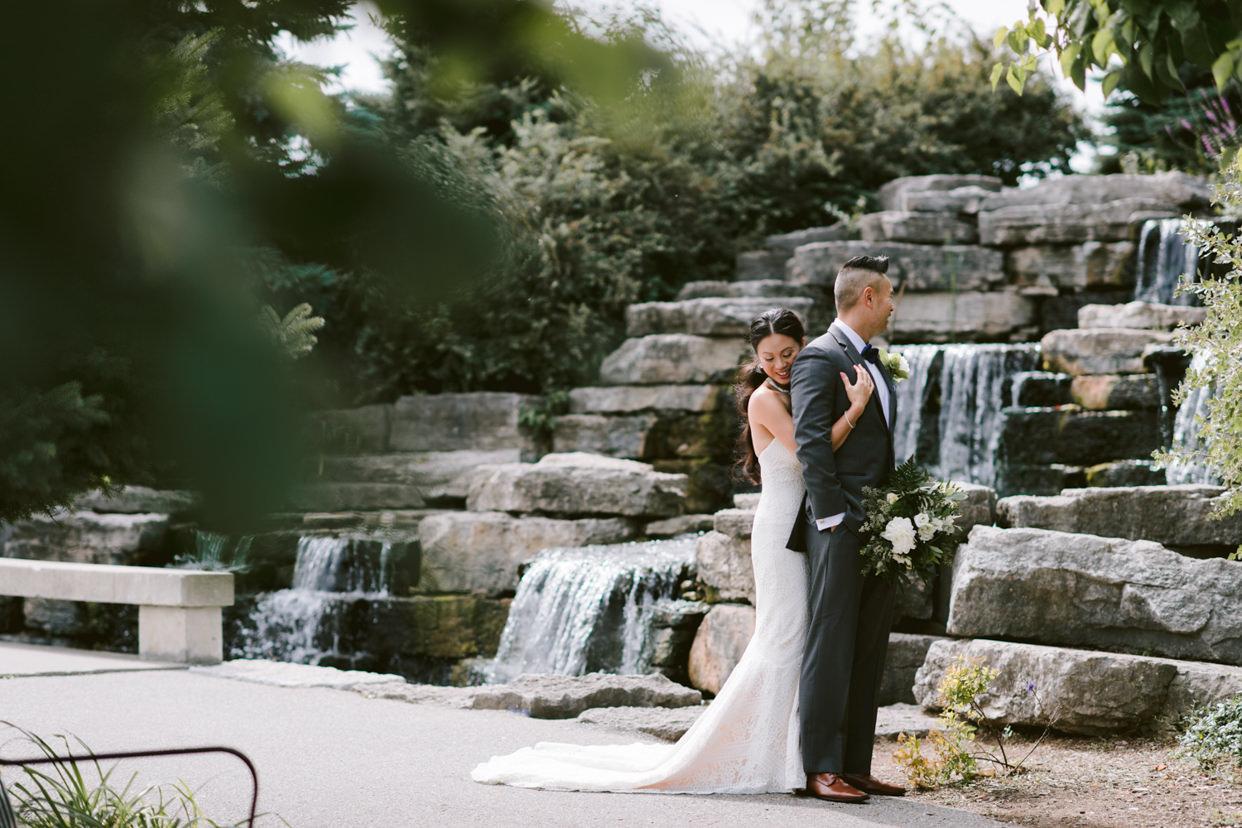 Richmond Green Wedding