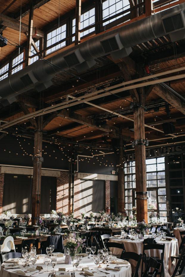 Steam Whistle Toronto Wedding Venue