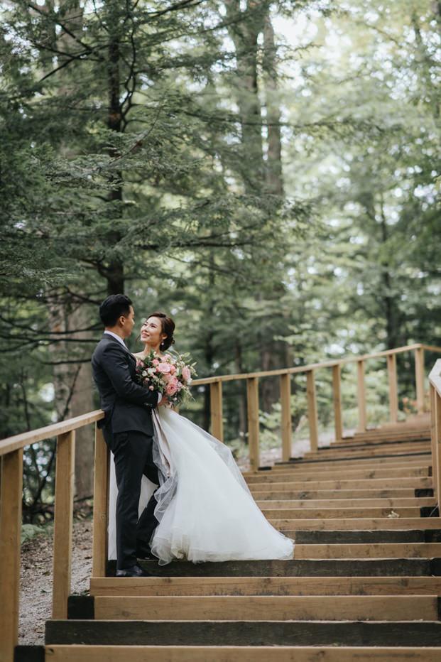 Toronto Kortright Centre Wedding