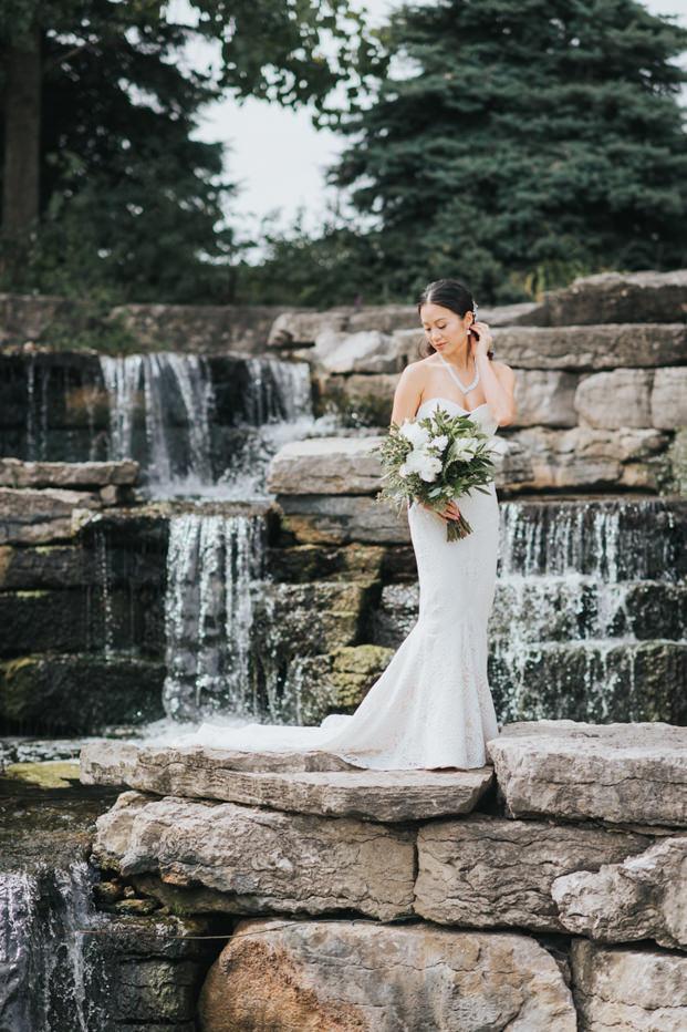 Toronto Richmond Green Wedding