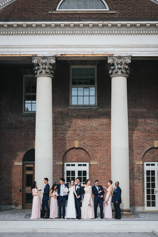 University of Toronto Law School Wedding Party