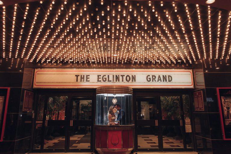 Eglinton Grand Wedding Photo in Toronto