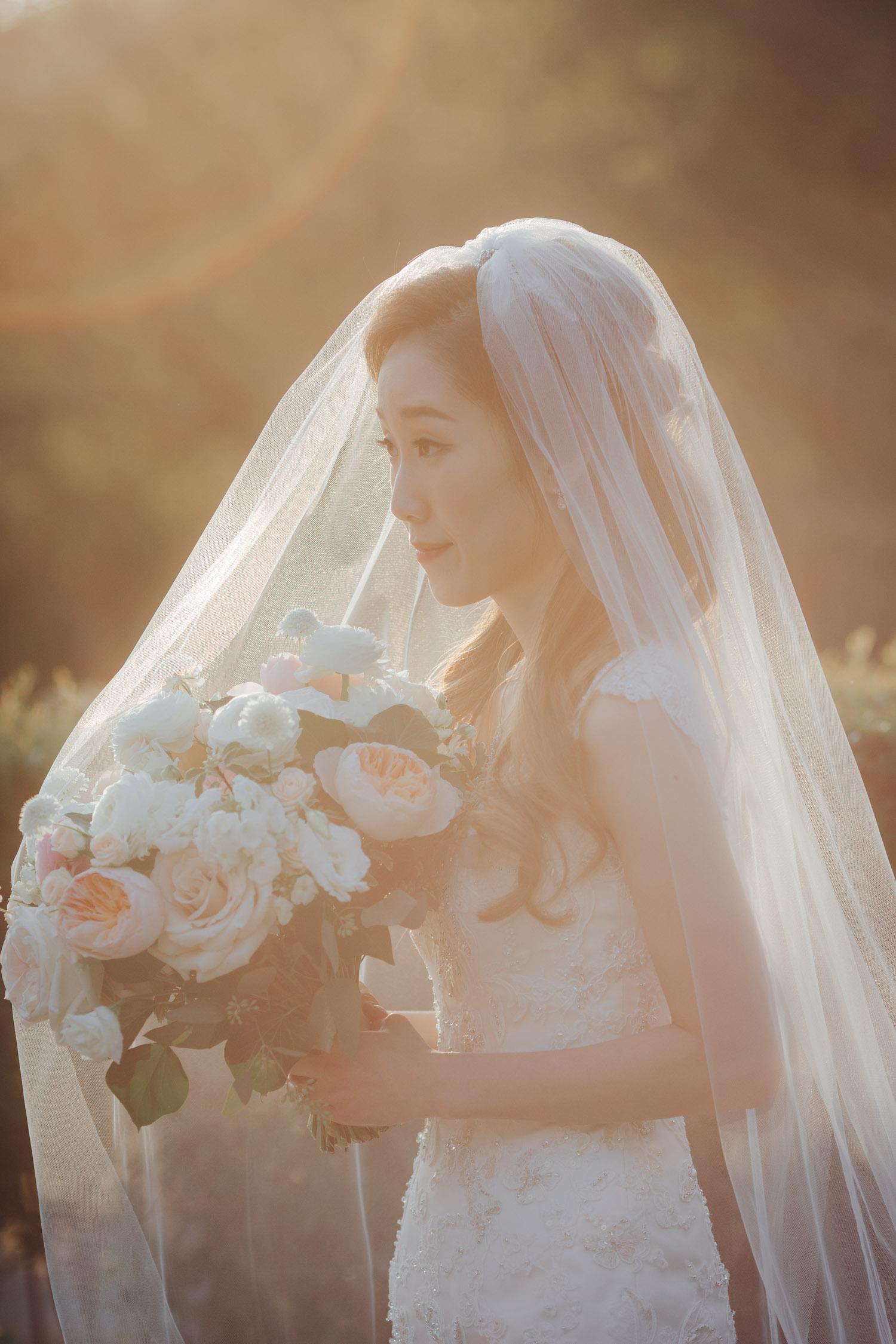 Bridal formal photo at Sunnybrook