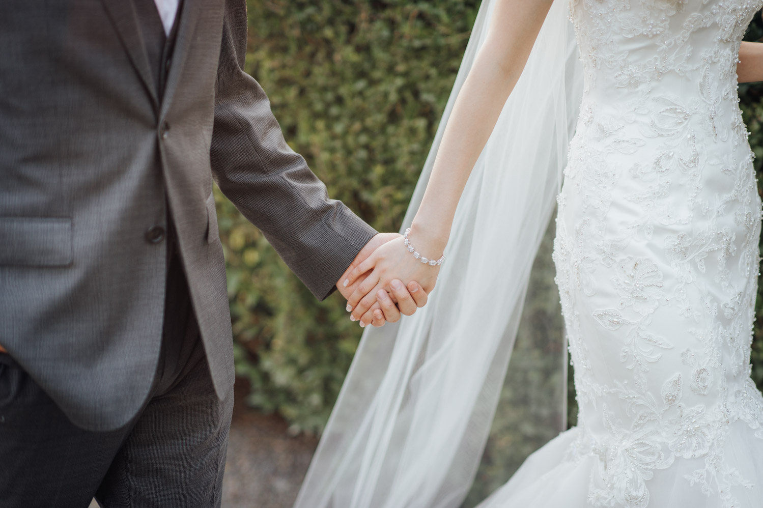 Wedding photo at Sunnybrook