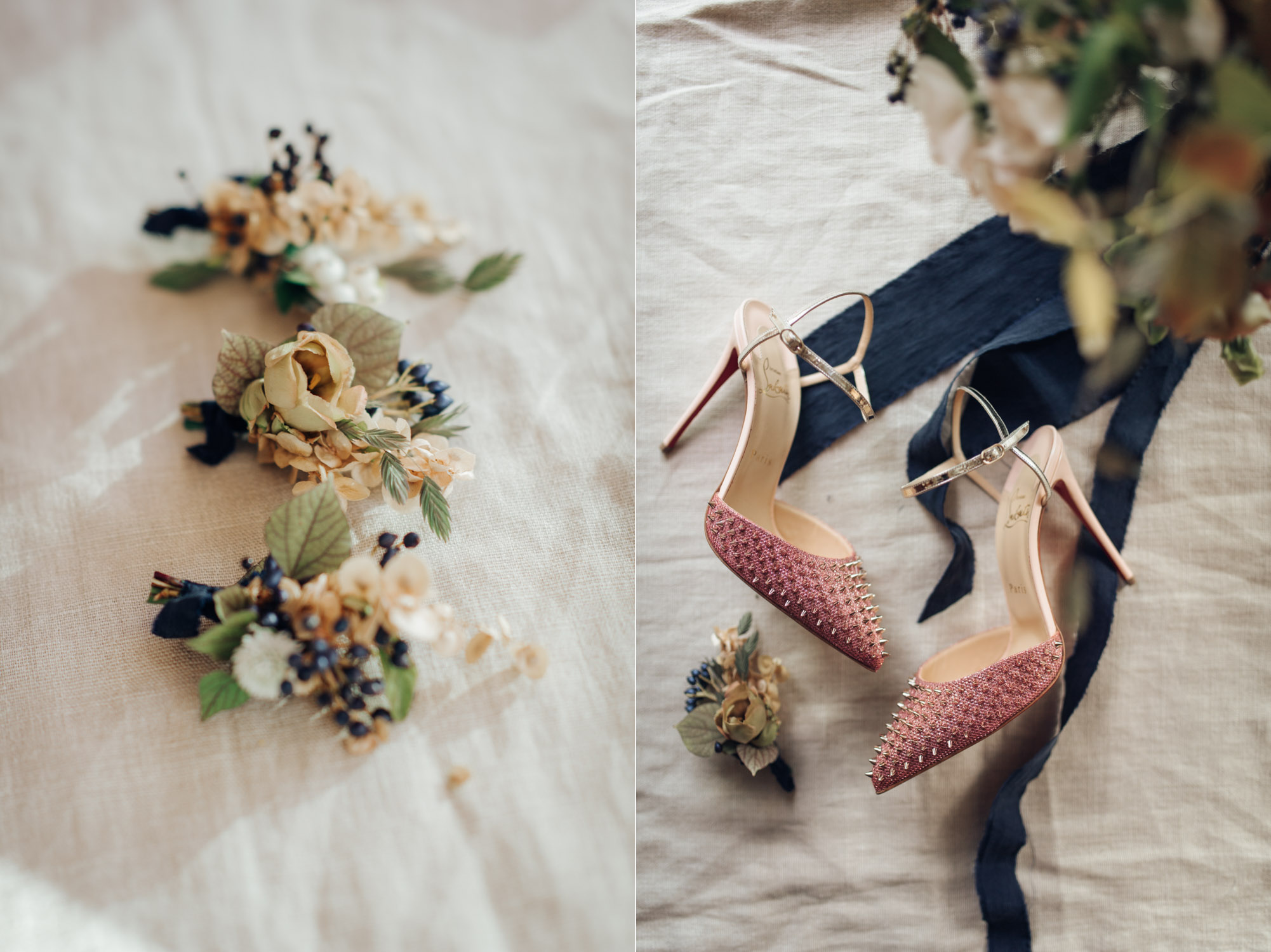 Toronto Colette grand cafe Wedding Bridal Details