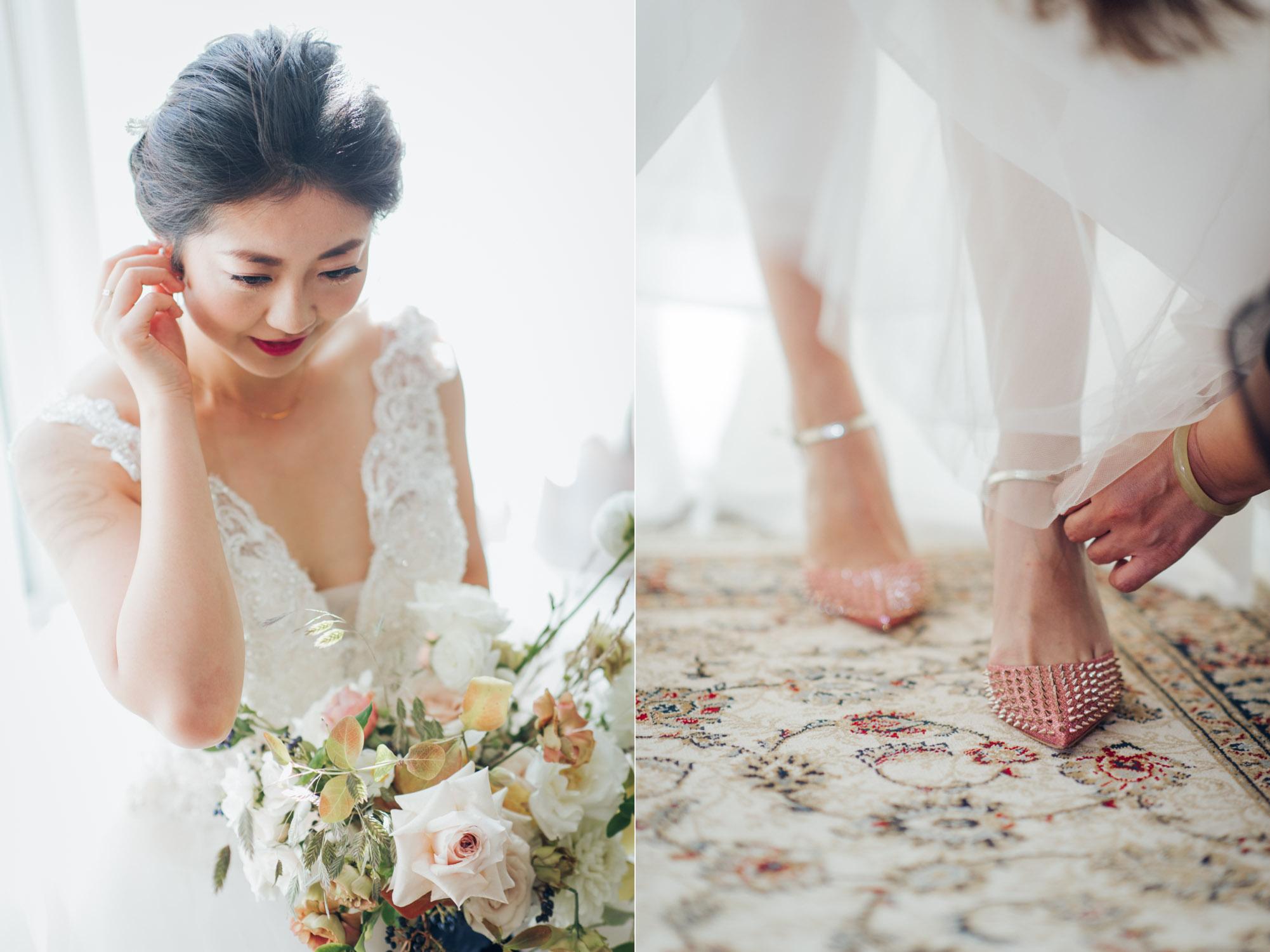 Toronto Colette grand cafe Wedding Bridal Prep