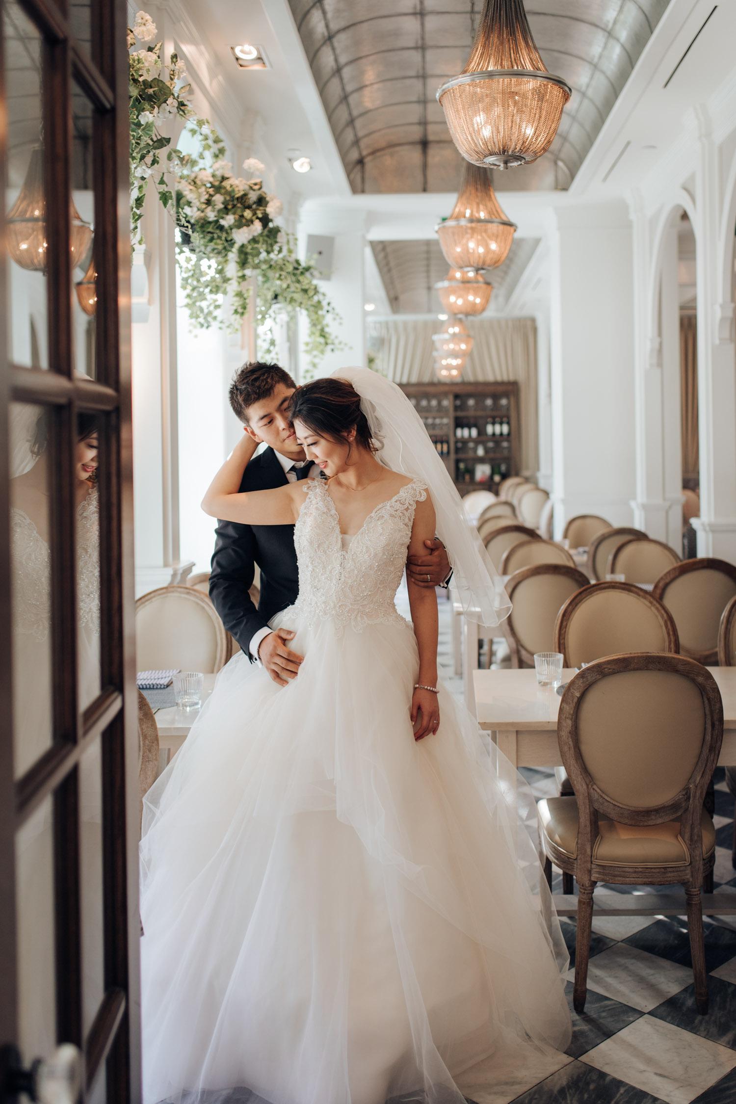 Toronto Colette grand cafe Wedding Indoor Photo