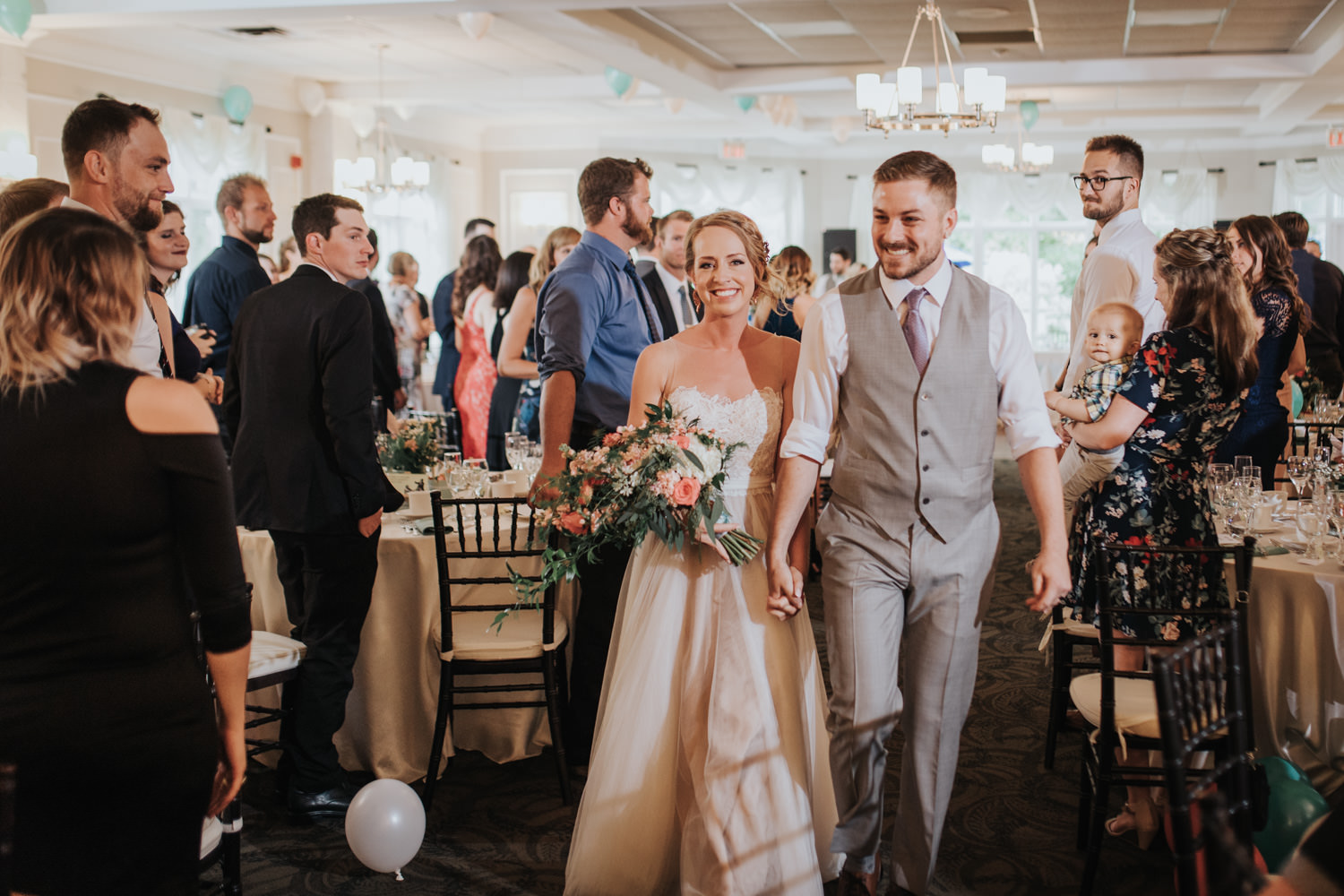 Elm Hurst Inn Indoor Ceremony Recessional