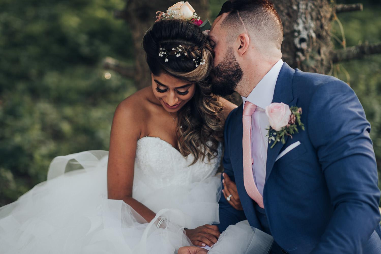 Madsens Greenhouse Wedding photo