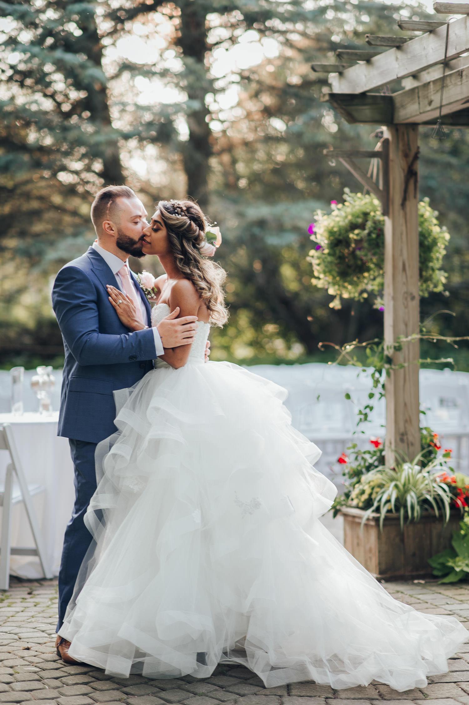 Newmarket Madsens Greenhouse Wedding photographer