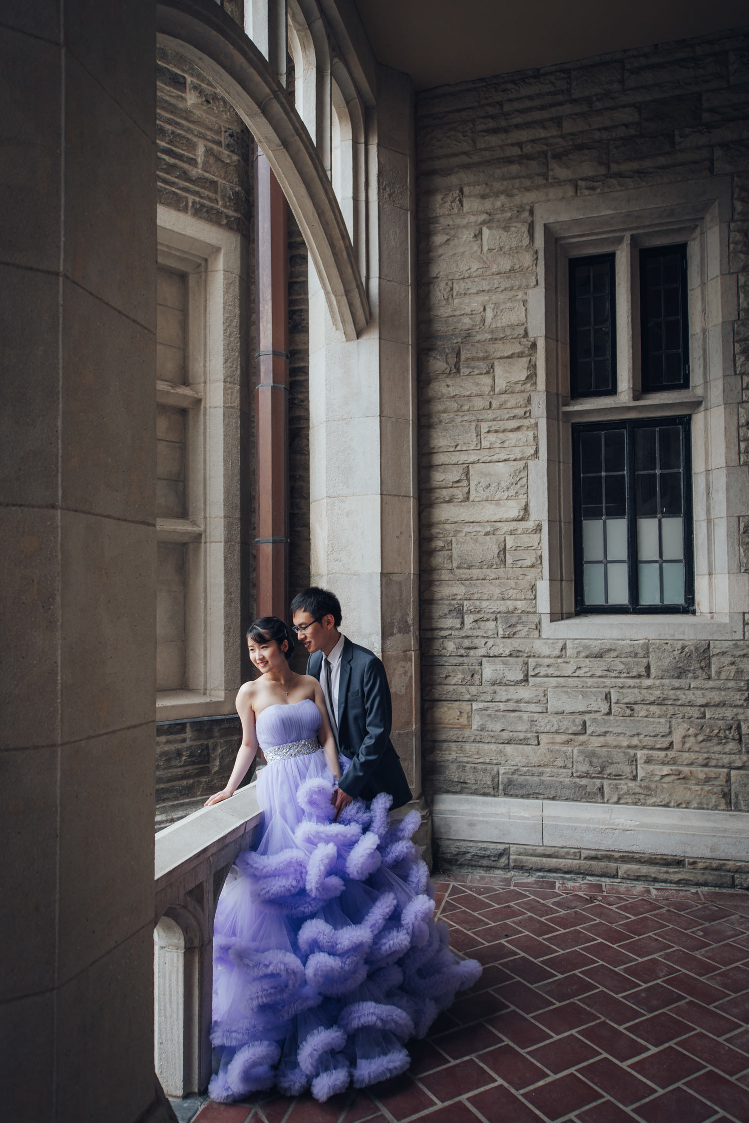 casa loma toronto wedding and engagement photos