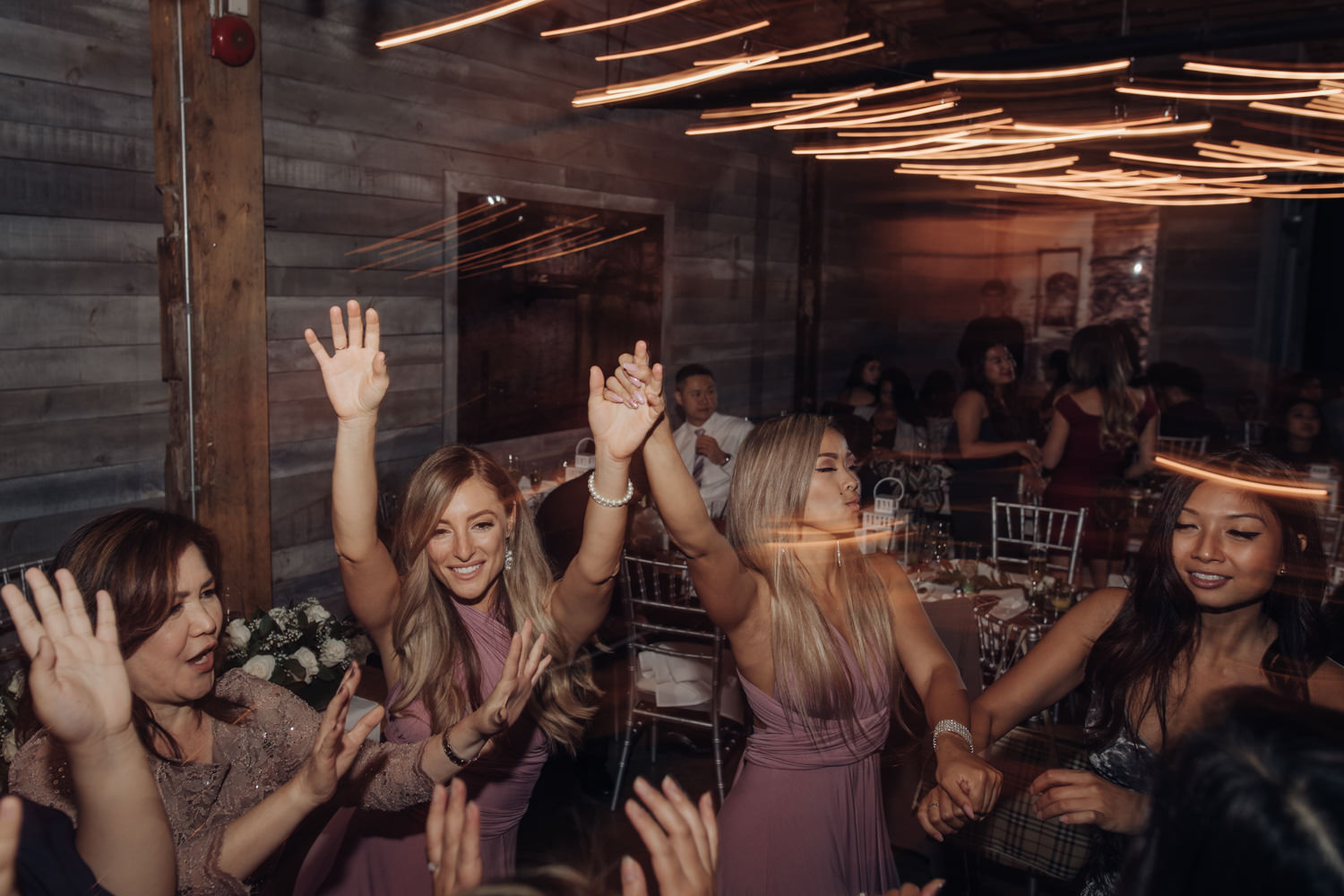 Party at The Loft in Toronto's Distillery District