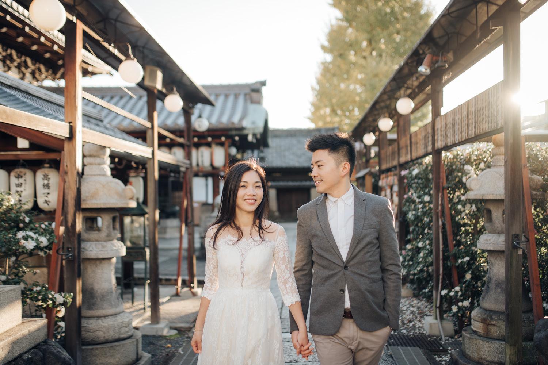 Japan Destination Wedding Photographer