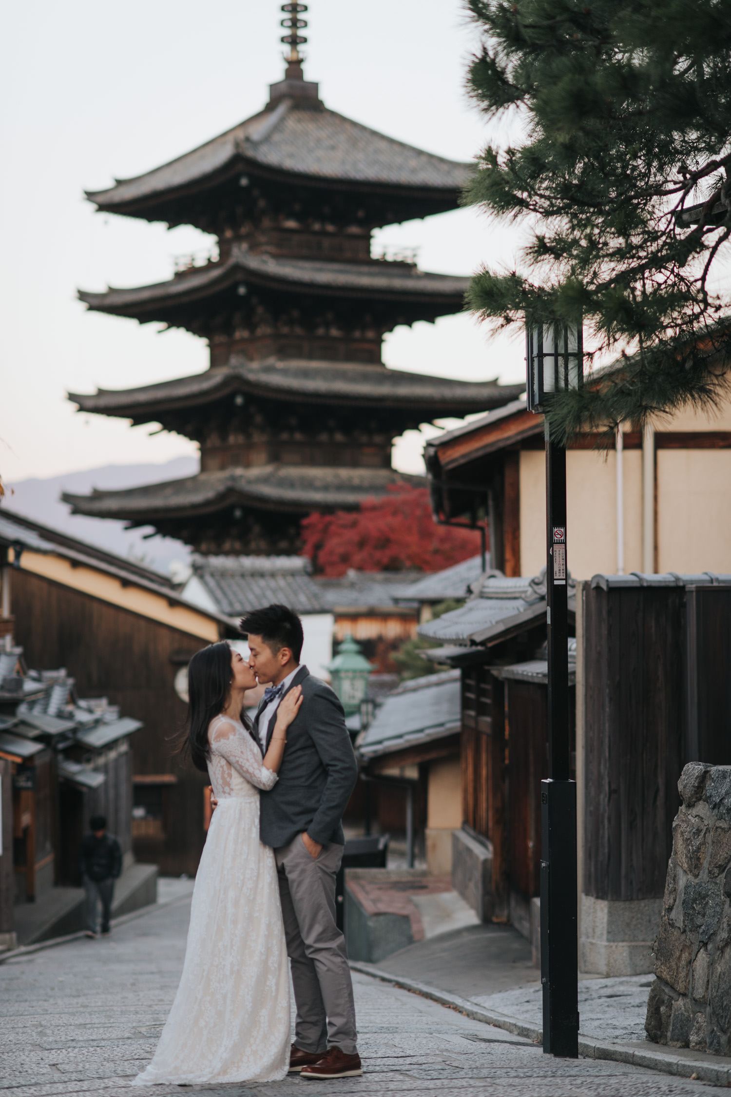 Engagement Photo in Kyoto