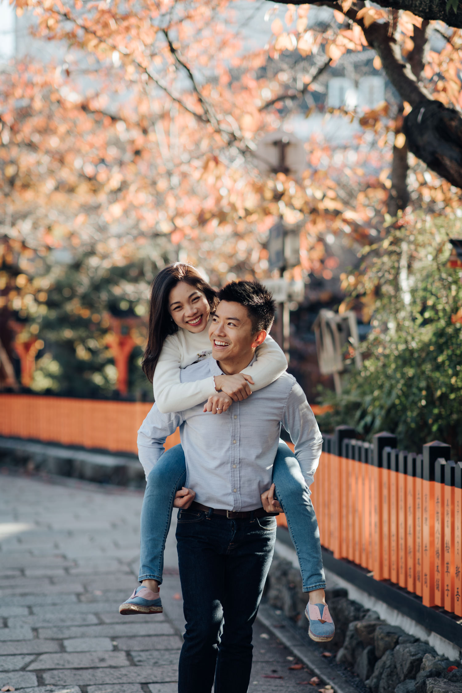 Kyoto Engagement Photographer