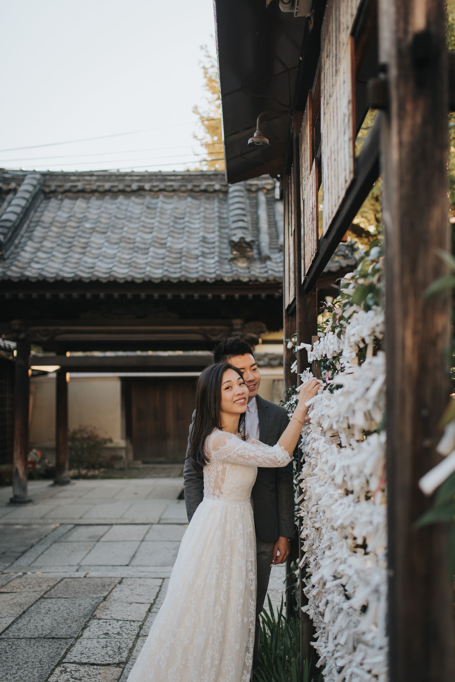 Pre Wedding Session in Kyoto Gion
