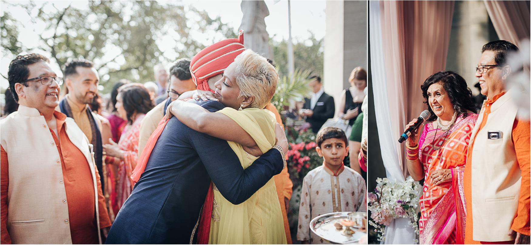 Hindu Wedding Baraat Liberty Grand