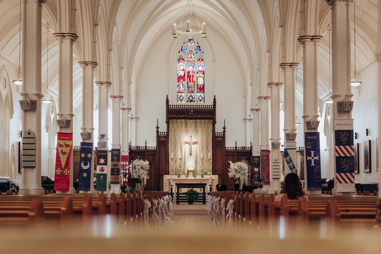 Toronto St. Basils Catholic Perish