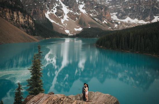 Banff National Park Canada Moraine Lake
