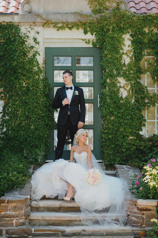 Adamson Estates Wedding Photo