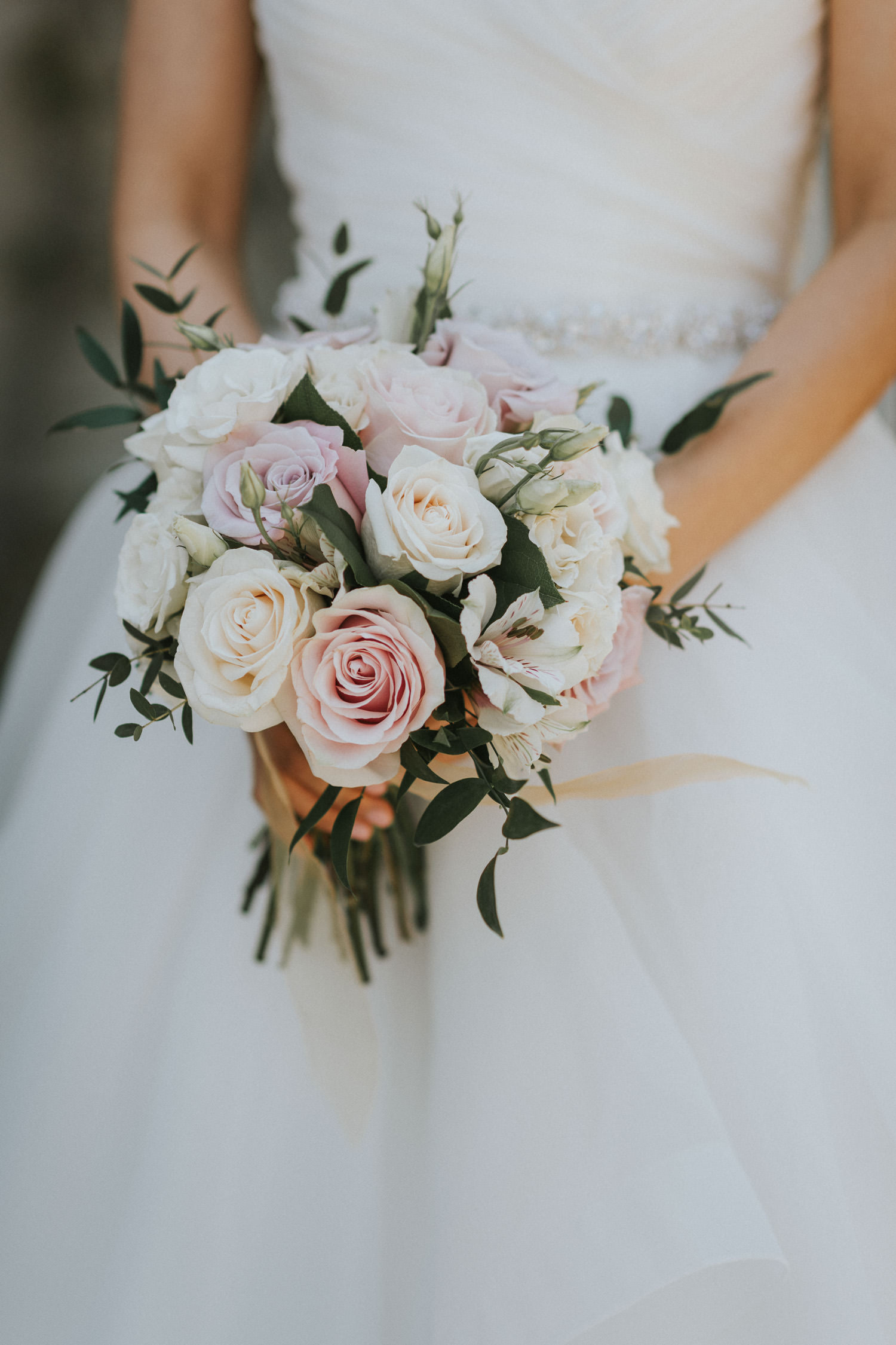 Liberty Grand Wedding Photography bridal bouquet