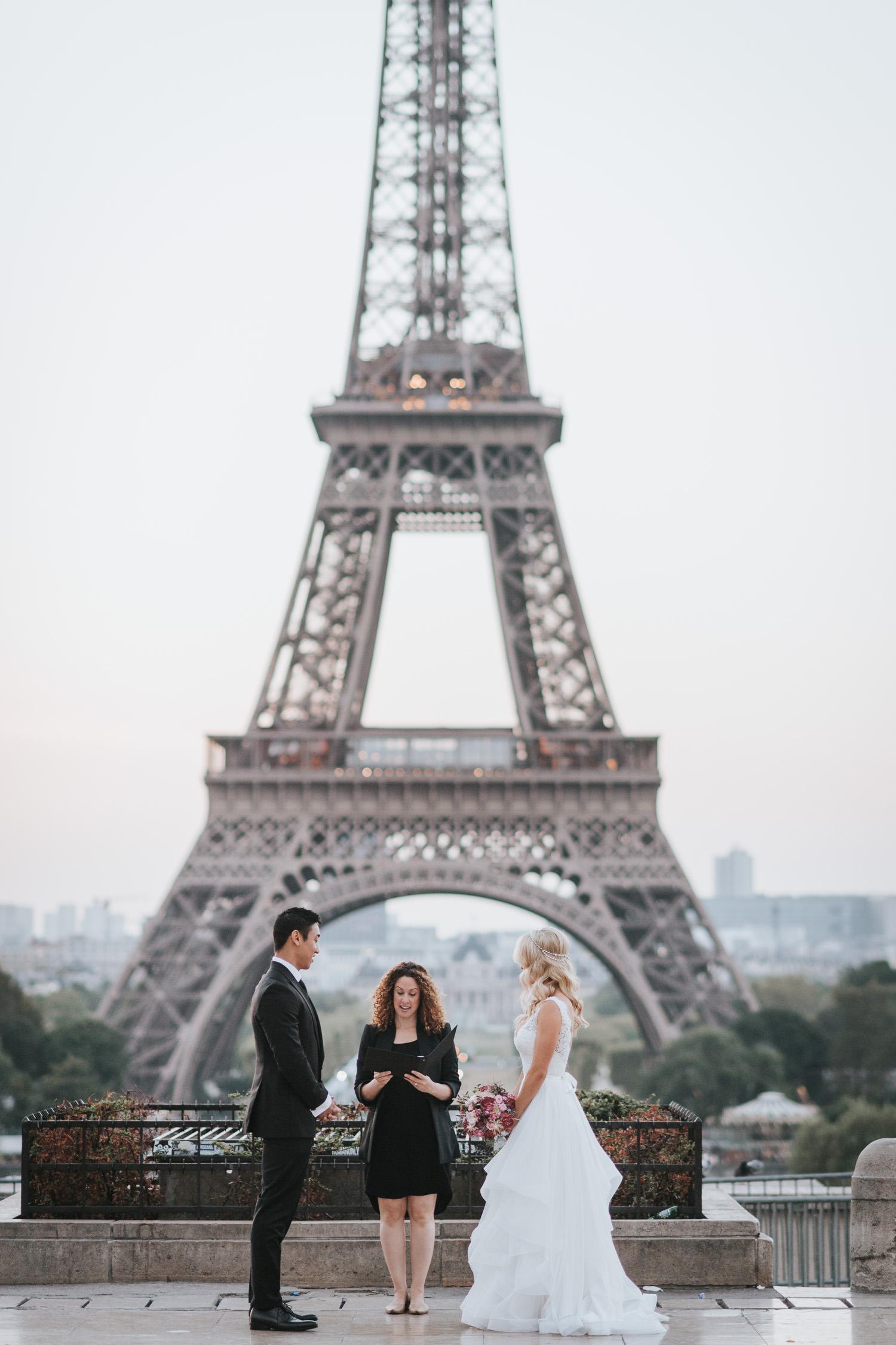 Parid Destination Wedding Ceremony