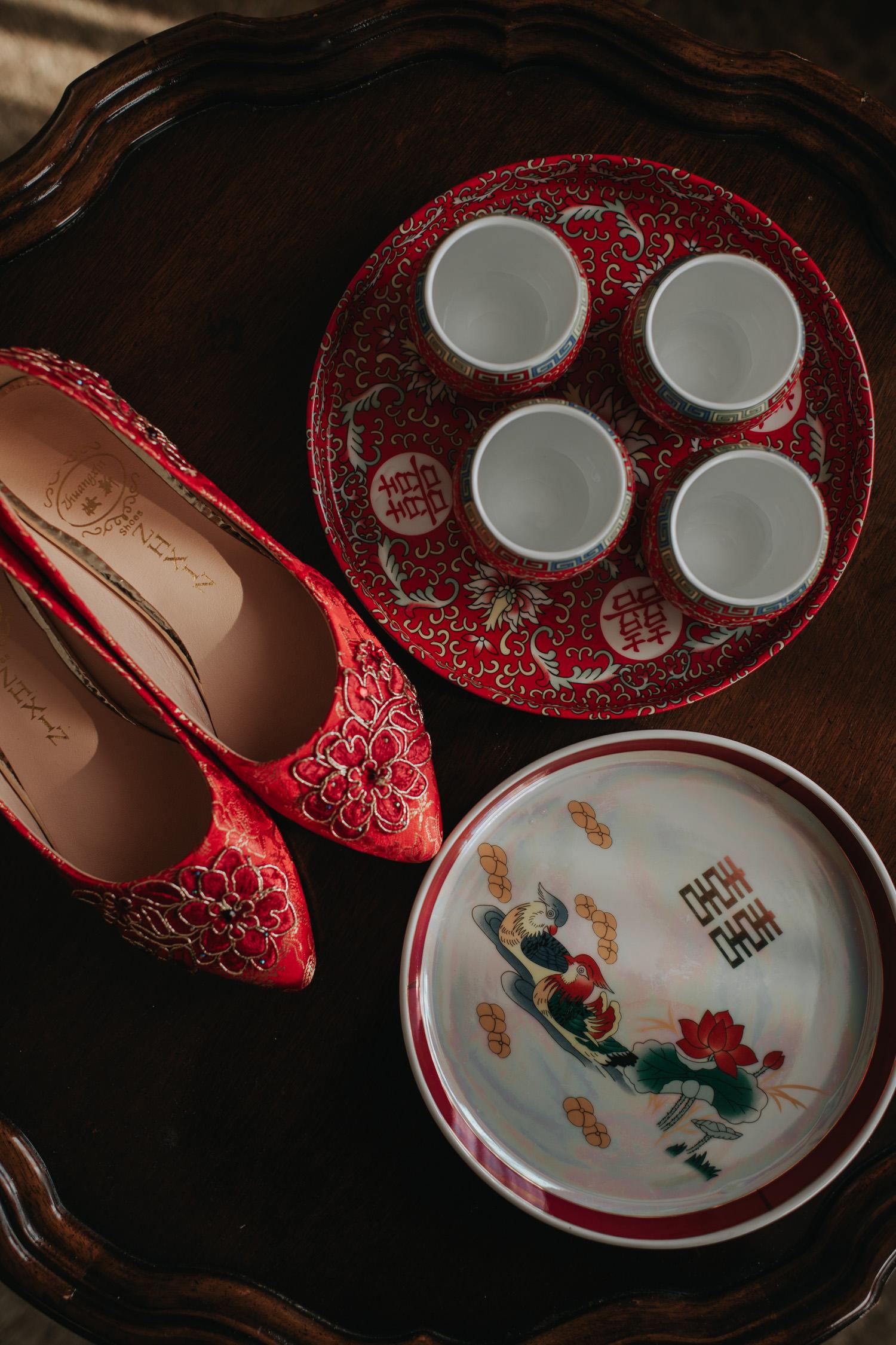toronto Chinese Tea cermeony