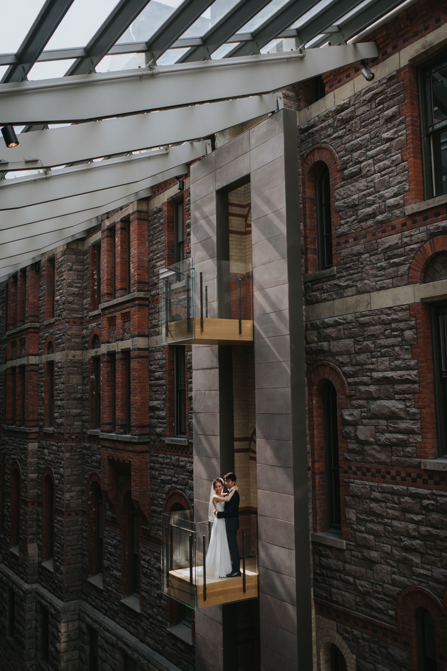 Royal Conservatory of Music Wedding