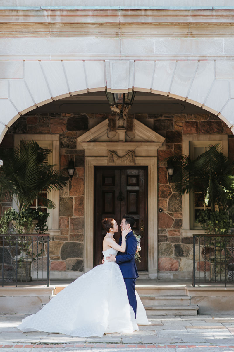 Toronto Graydon Hall Manor Wedding Photo