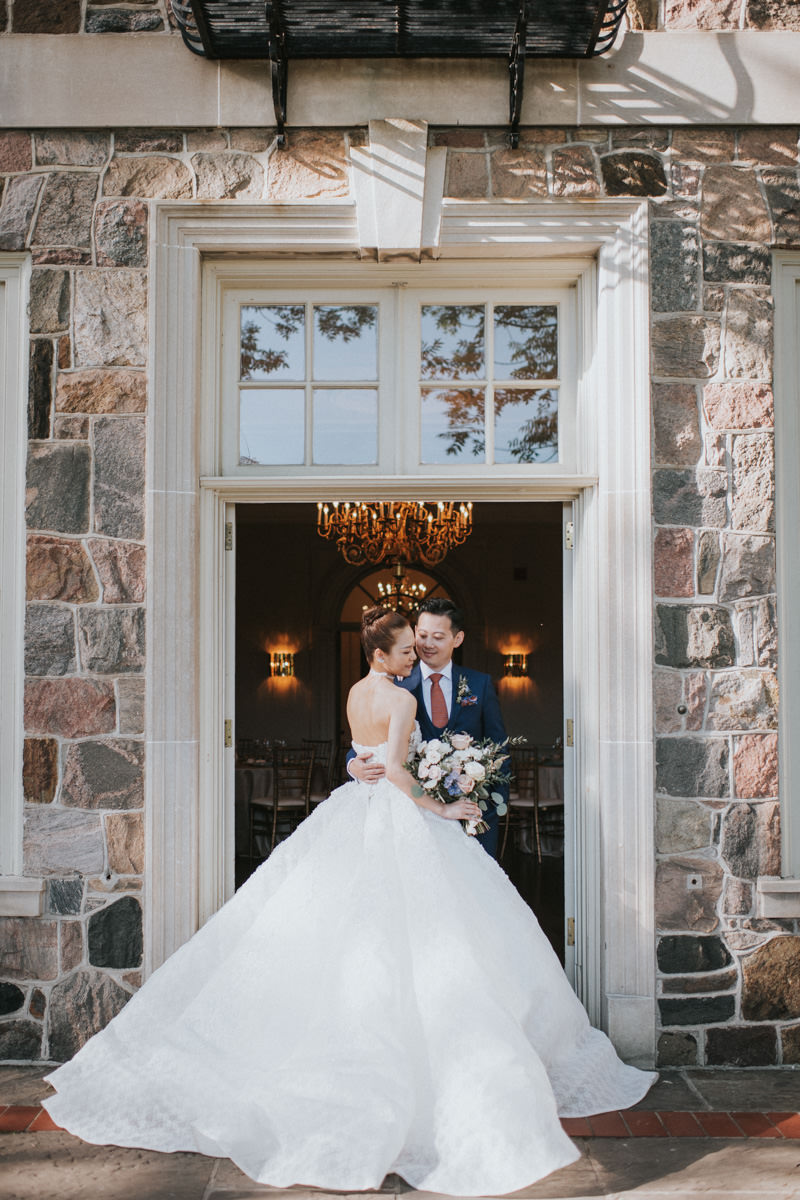 Graydon Hall Manor Wedding Formal Portrait