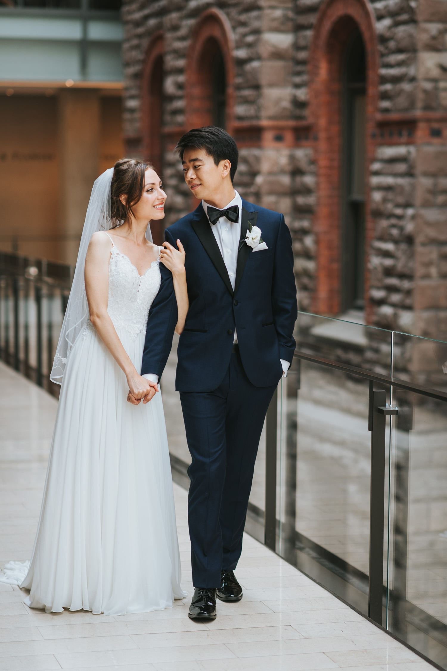 Toronto RCM Wedding Portrait