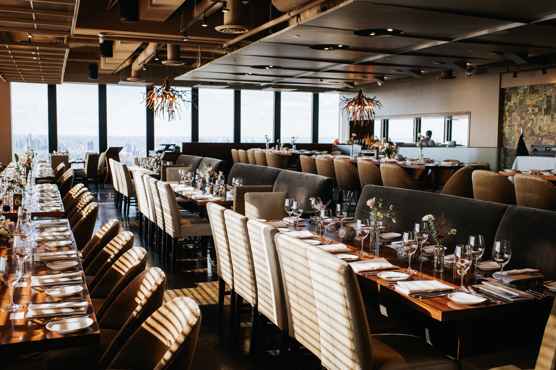 Canoe Restaurant Dining Room Decor