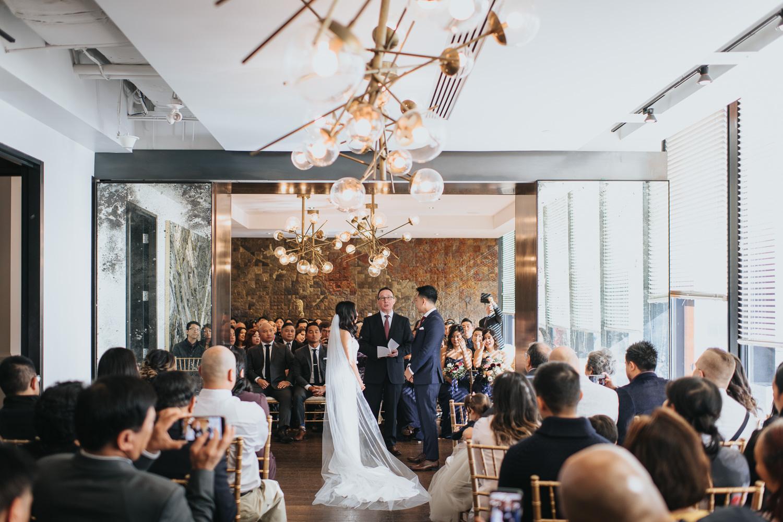 Toronto Canoe Wedding Ceremony
